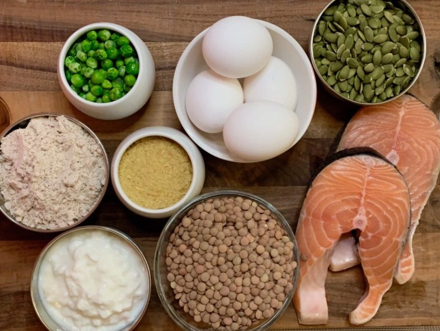 Protein foods sources